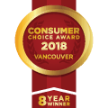 Vancouver consumers have chosen Allegra Marketing Print Web as the recipient of the annual Consumer Choice award for the Best Printing & Digital Services company in Vancouver every year since 2010.