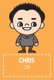 CHRIS CSR