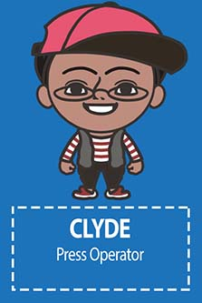 CLYDE Press Operator