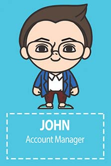 JOHN Account Manager