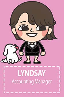 LYNDSAY Accounting Manager