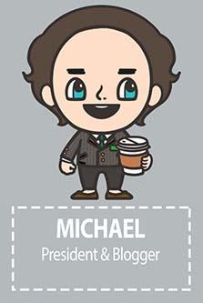 MICHAEL President Blogger