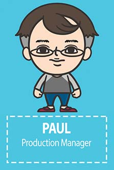 PAUL Production Manager