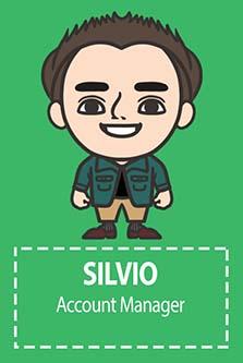 SILVIO Account Manager