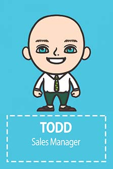TODD Sales Manager