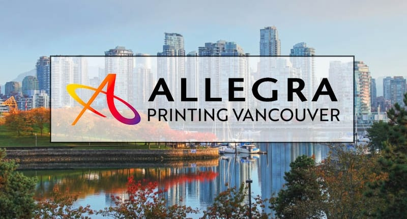 Allegra Printing Vancouver