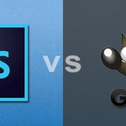 GIMP vs. Photoshop